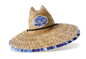 Blueline Surf & Paddle Straw Hat