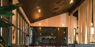 Dining Room at Meating Street Steak & Seafood Port St. Lucie