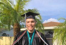Justin, 2021 Palm Beach-Treasure Coast Boy of the Year