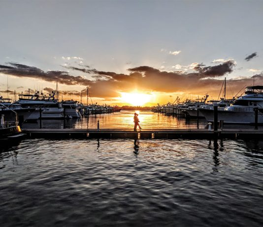 Breathtaking views of the St. Lucie River at Sailor's Return in Stuart