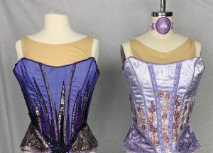 Costume design by Amy Voogd for The Sleeping Princess at Ballet Vero Beach