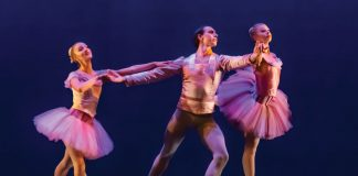 The Sleeping Princess features choreography by Marcius Petipa. Photo by Joe Semkow