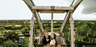 Gabriella and Trevor Deggeller wedding. Photography by Jennifer Sampson