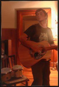 Jamie (2008), Robert Clay Kanzler