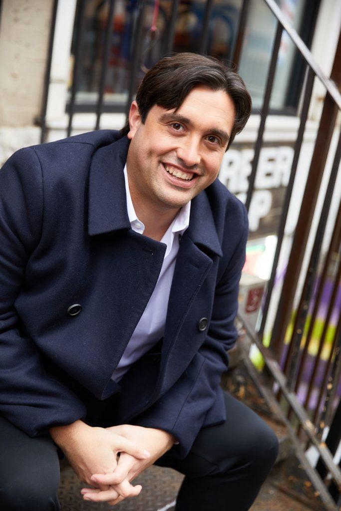 Jupiter local Michael Cammarata, president and CEO of Neptune Wellness Solutions. Courtesy of Neptune Wellness