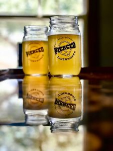 Cider is back-sweetened with juices and fruit purees. Photo by Aaron Wells