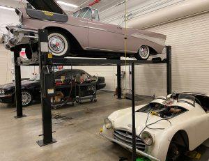 Elliott Museum Garage