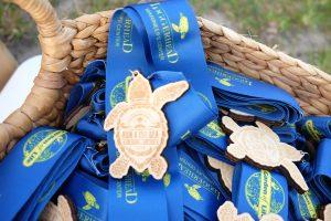 Run 4 the Sea Medals, image courtesy of Loggerhead Marinelife Center