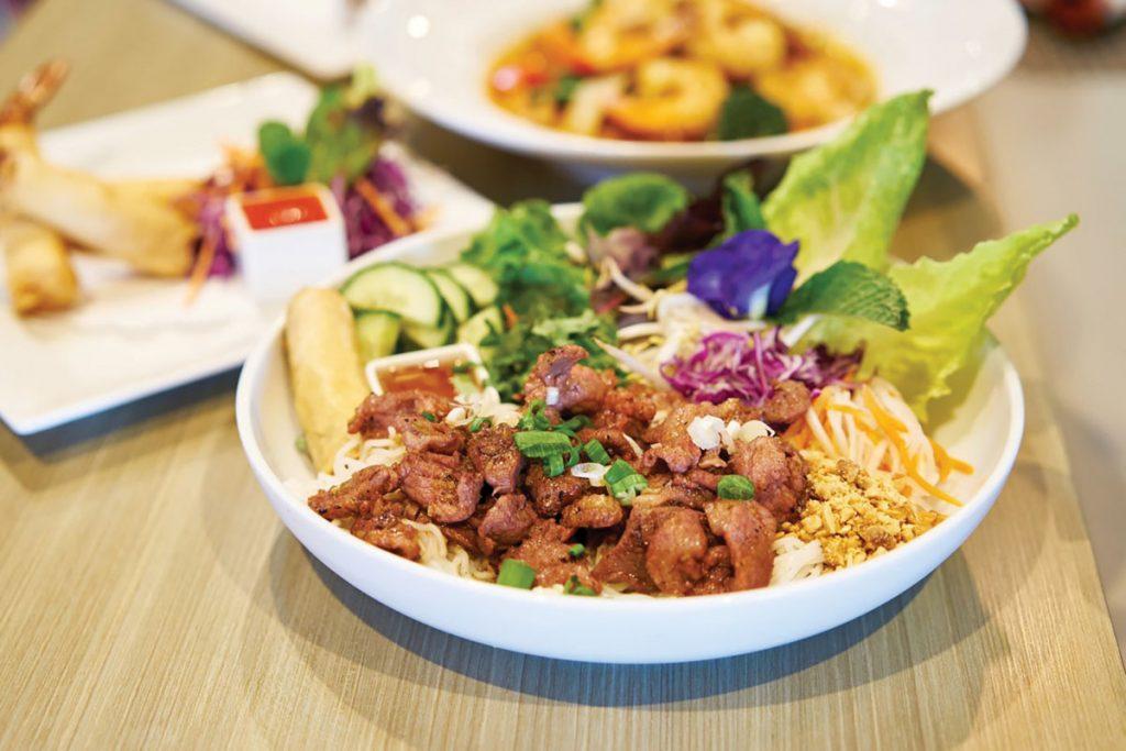 Chef Emman Christoper Eugenio of Emman's Asian Gourmet shares his recipe for bun bo xao