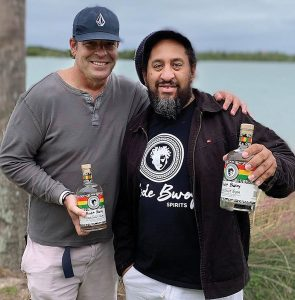Rude Bwoy co-founders James Larson and Patrick Mitchell