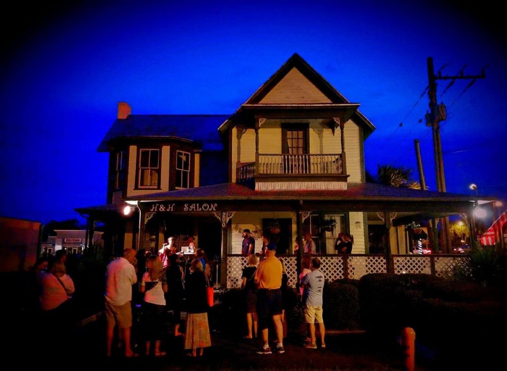 Haunts and History Ghost Tours