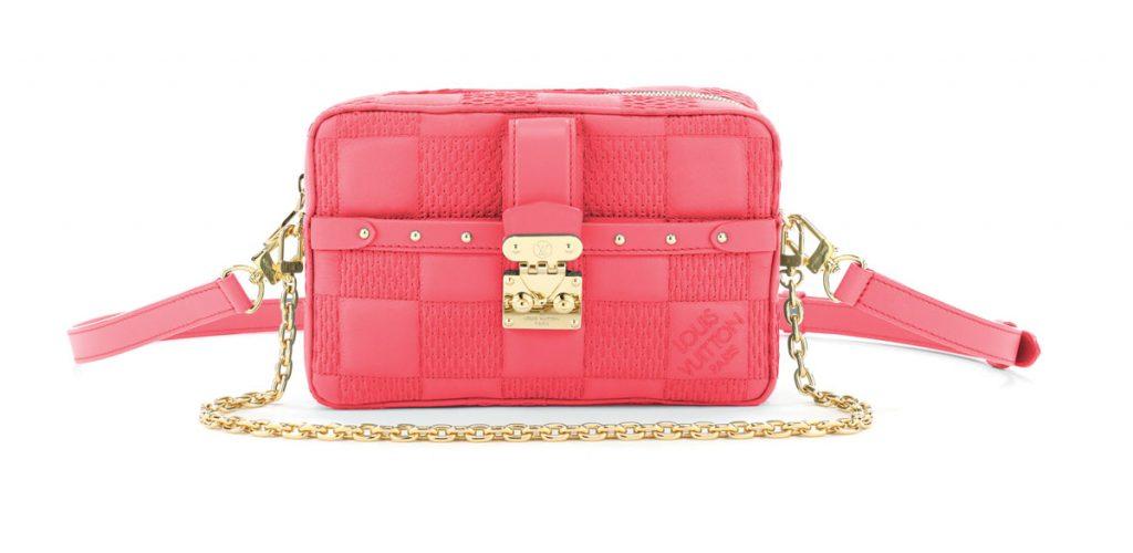 Louis Vuitton Tropa PM bag ($3,550); Louis Vuitton, The Gardens Mall