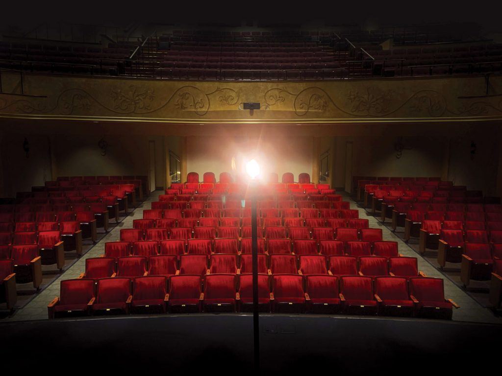 The Lyric Theatre reopens with a renovated space and new shows