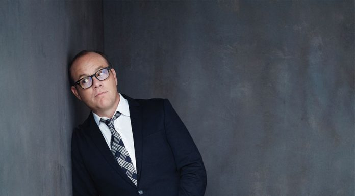 Tom Papa will perform at The Lyric Theatre in Stuart on October 1