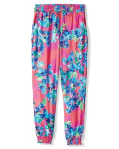 Tommy Bahama Sun Shelter Collection Bougainvillea joggers