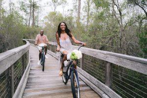 Visit Alys Beach's 20-acre nature preserve. Photo by Bryan Johnson Studio.